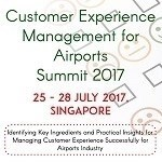 Customer Experience Management for Airports Summit