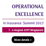 Operational Excellence in Insurance Summit 2017