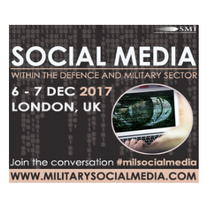 7th Social Media within the Defence and Military Sector Conference 2017 banner 300x300