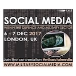 Irish and Israel Defence Forces to explore a new dawn of social media in London this December