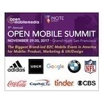 The Open Mobile Summit San Francisco 2017