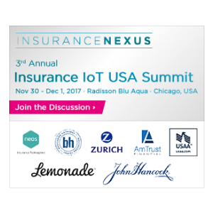 Insurance IoT USA Summit 2017 banner 300x300