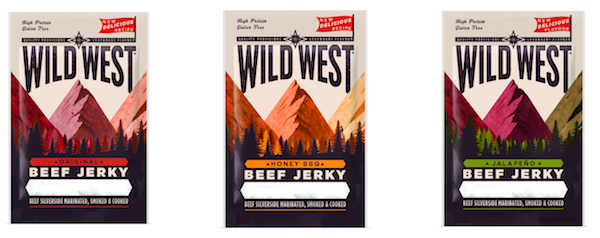 WildWest product images