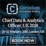 Chief Data & Analytics Officer, UK 2018