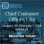 Announcing Strativity as lead partner and headline speaker at Chief Customer Officer USA