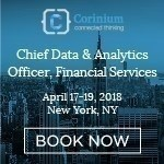Chief Data & Analytics Officer, Financial Services 2018