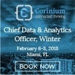 Chief Data & Analytics Officer, Winter 2018