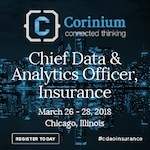 Chief Data & Analytics Officer, Insurance 2018