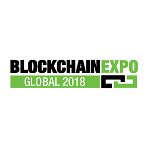 Blockchain Expo Global event logo 300x300