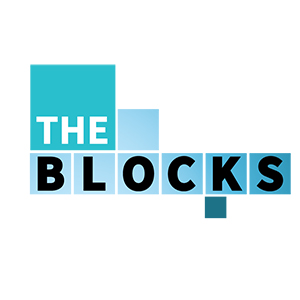 Blockchain Blockchain Awards, The Blocks logo 300x300