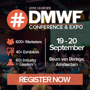 DMWF Expo Europe- Digital Marketing World Forum Amsterdam banner 300x300