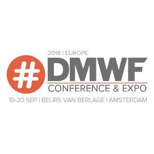 DMWF Expo Europe- Digital Marketing World Forum Amsterdam 2018 logo 300x300