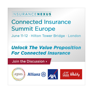 3rd Annual Connected Insurance Summit Europe 2018 banner 300x300