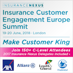 Insurance Customer Engagement Europe 2018