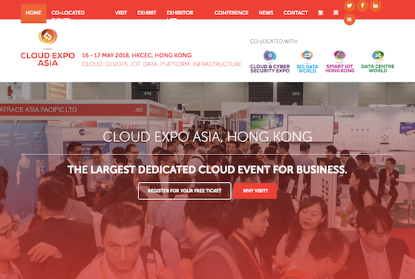 Cloud Expo Asia website homepage image 600x403