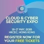 Cloud & Cyber Security Expo, Hong Kong 2018