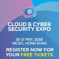 Cloud & Cyber Security Expo, Hong Kong 2018 banner 200x200