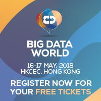 Big Data World, Hong Kong 2018 banner 200x200
