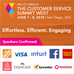 150+ senior brand leaders join to the future of customer care and social customer service at Incite Customer Service