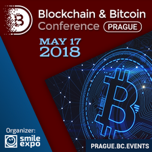 Blockchain & Bitcoin Conference Prague banner 300x300