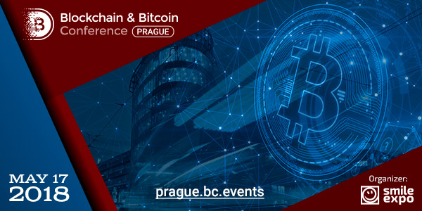 Blockchain & Bitcoin Conference Prague banner 600x300