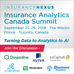 4th Annual Insurance Analytics Canada Summit banner 250x250