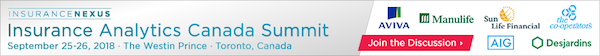 4th Annual Insurance Analytics Canada Summit banner 600x56
