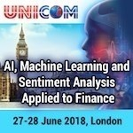 AI, Machine Learning and Sentiment Analysis Applied to Finance 2018