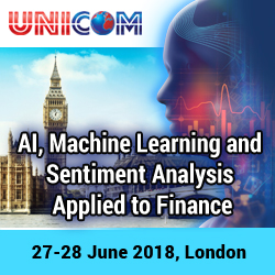 AI, Machine Learning and Sentiment Analysis Appiled to Finance banner 250x250