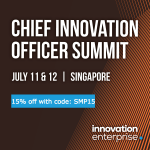 Chief Innovation Officer Summit Singapore 2018
