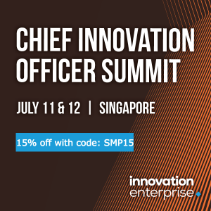 Chief Innovation Officer Summit Singapore 2018 banner 300x300