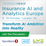 5th Annual Insurance AI and Analytics Europe 2018