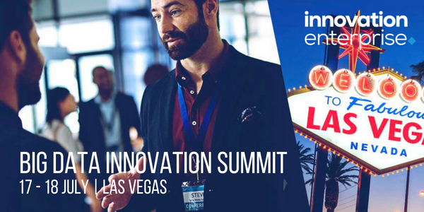 Big Data Innovation Summit Las Vegas 2018 baner 600x300