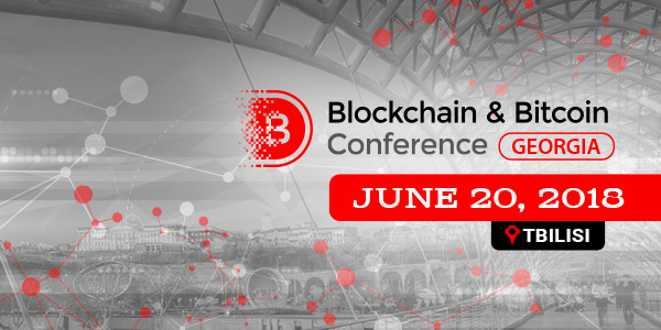 Blockchain & Bitcoin Conference Georgia banner 600x300
