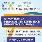 Customer Experience Asia 2018