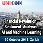 Financial Revolution Sentiment Analysis, AI and Machine Learning 2018