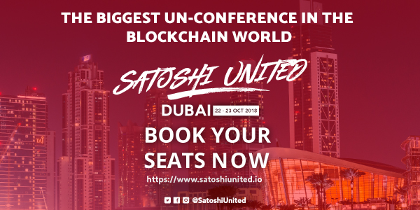Satoshi United un-conference 2018 banner 600x300