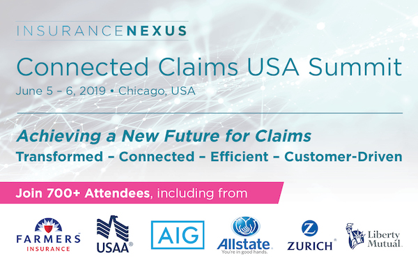 3rd Annual Connected Claims USA Summit 2019 banner 600x400