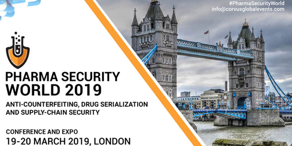 2nd Annual Pharma Security World 2019 banner 600x300