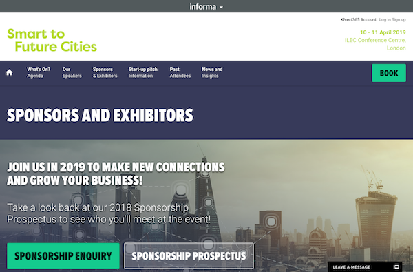 Smart to Future Cities 2019 website image 600x395