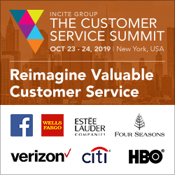 The 9th Annual Customer Service Summit West NYC 2019 banner 250x250