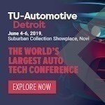 TU-Automotive Detroit 2019