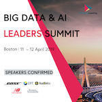 Big Data & AI Leaders Summit Boston 2019
