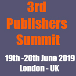 3rd Publishers Summit London banner 150x150