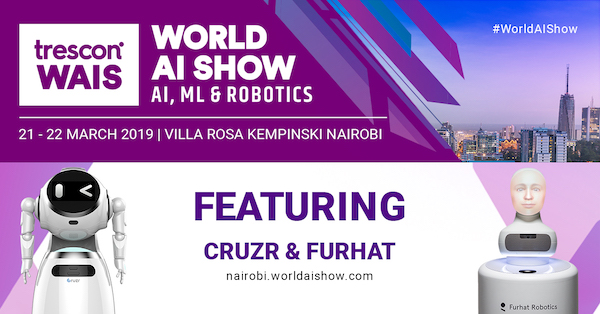 World AI Show (WAIS) banner 600x300