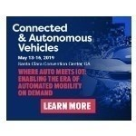 Connected & Autonomous Vehicles 2019