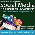 Social Media in the Defence and Military Sector 2019