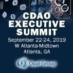 CDAO Executive Summit 2019