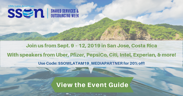 Shared Services Outsource Week (SSOW) Latin America banner 600x314