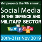Interview released with Head of Communications Services, NATO Headquarters ahead of SMi's Social Media in the Defence & Military